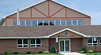 Montessori Academy of Chambersburg; Ragged Edge Road Location circa 2006