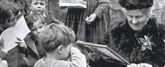 """I hear and I forget. I see and I remember. I do and I learn."" - Maria Montessori"